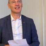 Janus Danielsen borgarstjóri